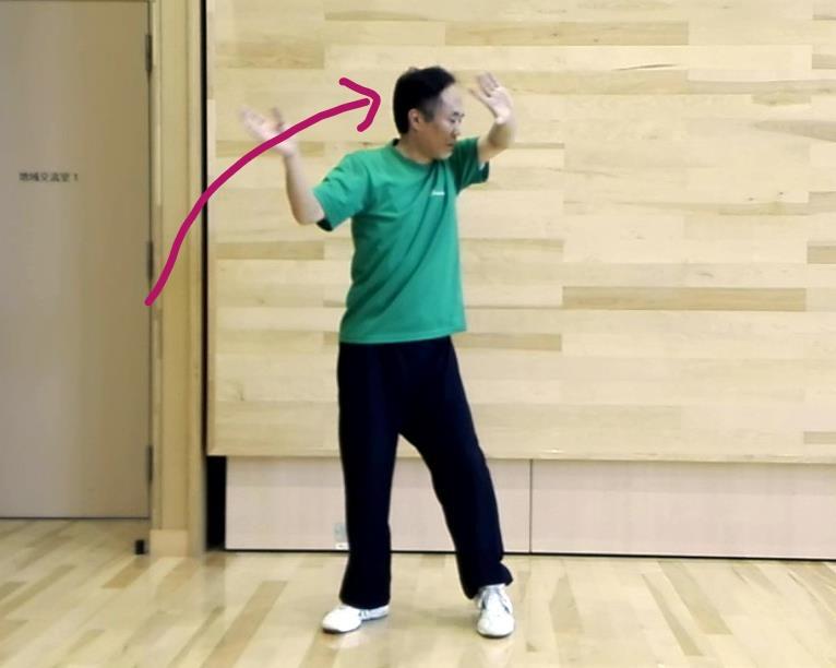 単鞭のポン勢の写真